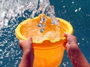 Keep your goodwill bucket full